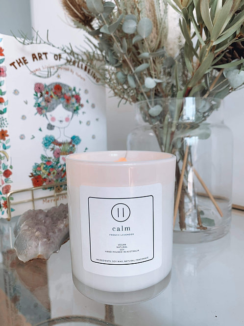 The Calm Candle