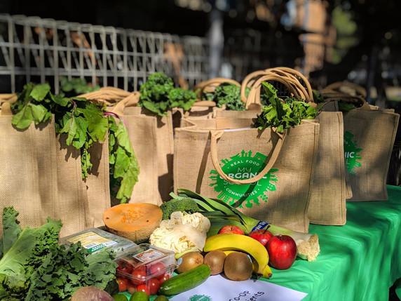 My Organic School Produce