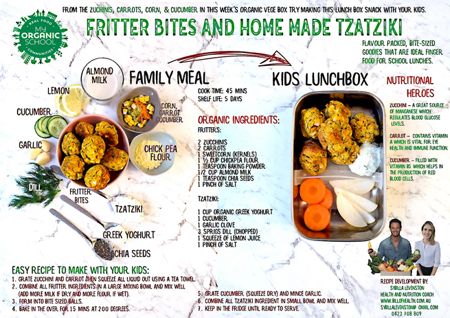 Dinner to Lunch Box Recipe