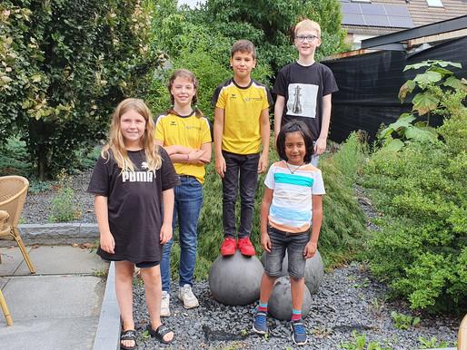 NK E Waalwijk, 4 uit 9 voor Imara en Mehran