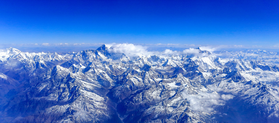 Mt Everest & Himalayas