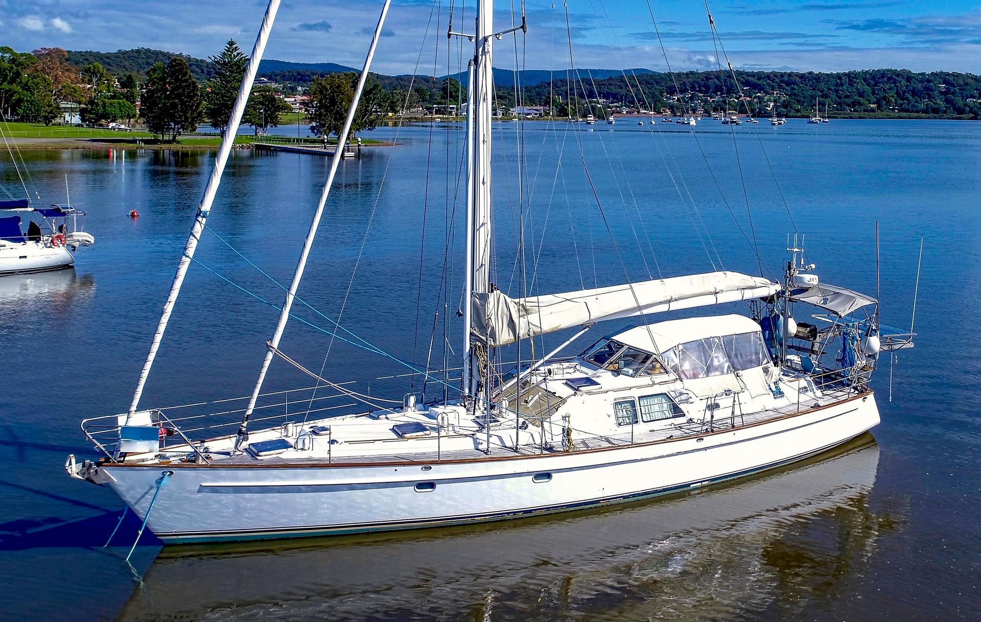 Yacht Sample