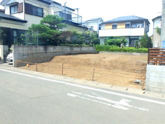 【販売情報】売地:上尾井戸木4丁目!閑静な住宅街の整形地
