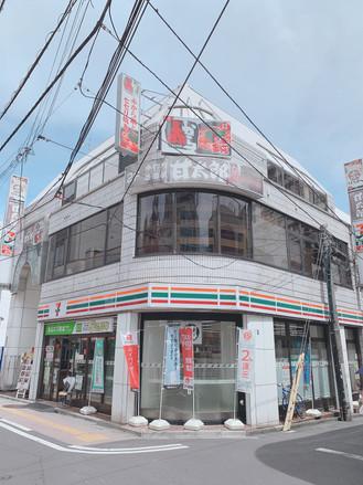 【貸店舗】高田馬場駅徒歩3分!さかえ通り角地・第90東京ビル2F★