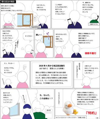 【不動産コラム】賃借人の修繕権について