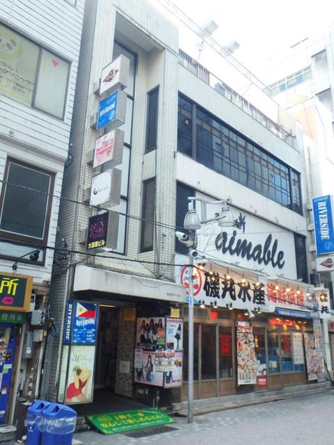 【貸店舗・事務所】空室出ました!上野駅歩7分、御徒町駅歩5分大国屋ビル5F