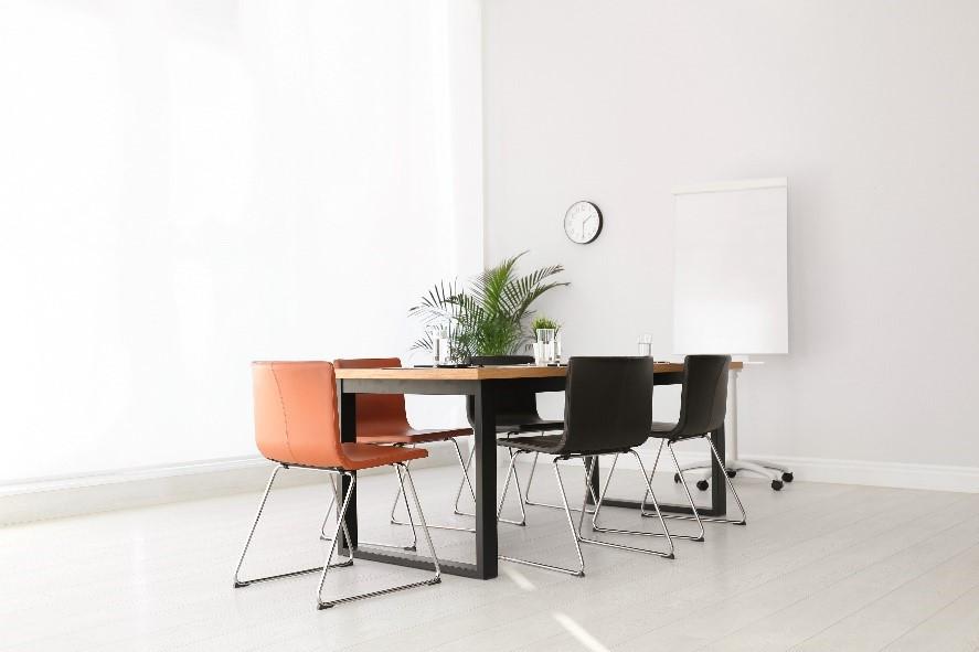 ワークスペースや会議室など仕事場として活用