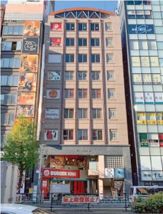 【貸店舗】新宿駅徒歩3分!靖国通り★第112東京ビル4F(T-Wing)