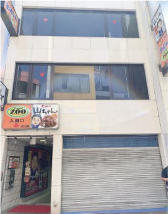 【貸店舗】所沢駅徒歩3分!プロぺ通り沿い・第80東京ビル1~3F一括★