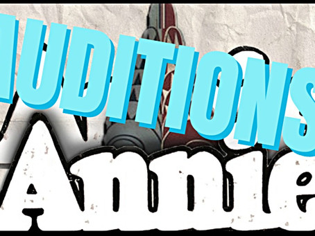 Dare 2 Defy opens auditions for ANNIE