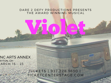 Violet: A Musical Journey About the Importance of Healing