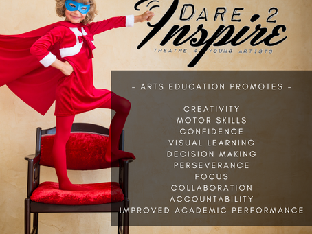 Kids & Fine Arts: An Education Lifehack!