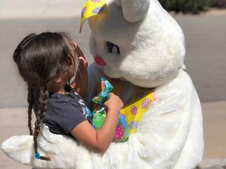 Easter Parade a Success!!