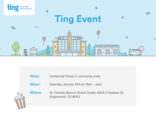 Find out more about TING!  Sat Jan 19