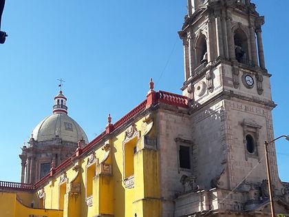 Templo del Carmen en Celaya