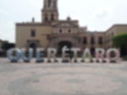 Convento de la Santa Cruz en Querétaro