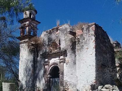 Capillas de Indios en San Miguel de Allende