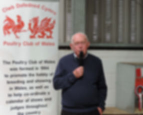 President of the Poultry Club of Wales,