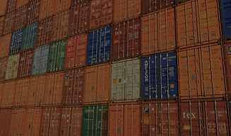 Storage Containers Stacked