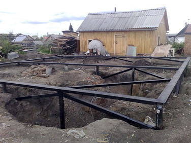 Все виды фундамента Новокузнецк