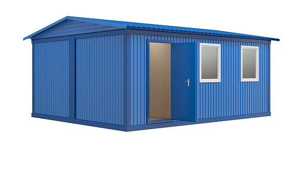 Модульное здание №1 (28,8 кв.м.)