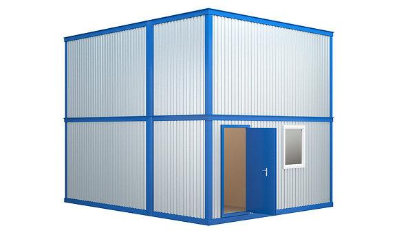Модульное здание №2 (57,6 кв.м.)