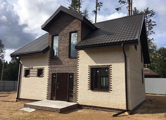 Построенный дом 46