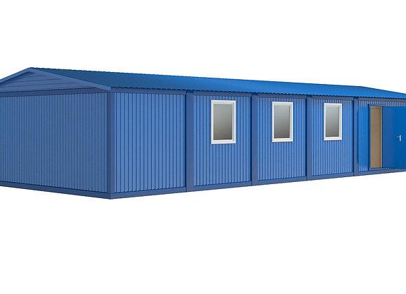 Модульное здание №7 (88,2 кв.м.)