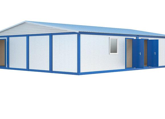 Модульное здание №8 (98 кв.м.)