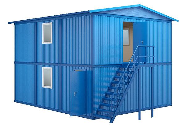 Модульное здание №5 (86,4 кв.м.)