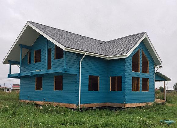 Построенный дом 27
