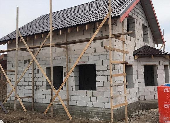 Построенный дом 5