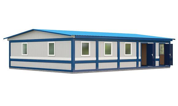Модульное здание №10 (108 кв.м.)