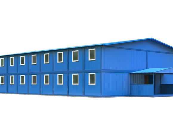 Модульное здание №11 (605 кв.м.)