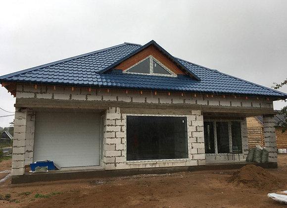 Построенный дом 29