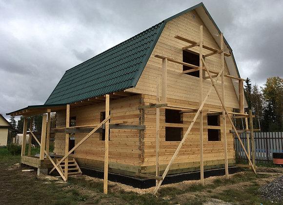 Построенный дом 31