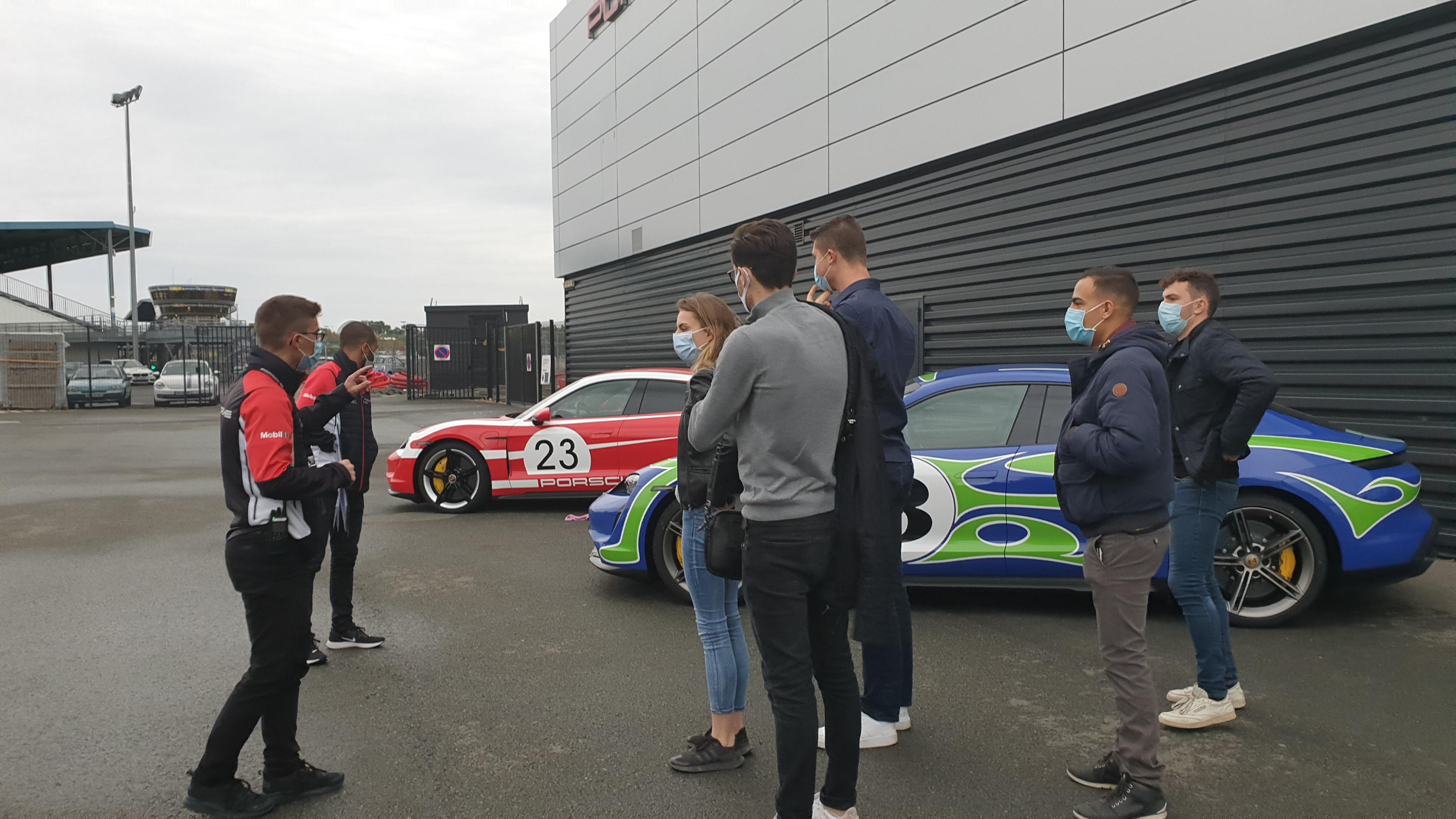 Matinée découverte Porsche - Porsche Experience Center