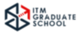 Logo école vente design evenementiel automobile itm graduate school