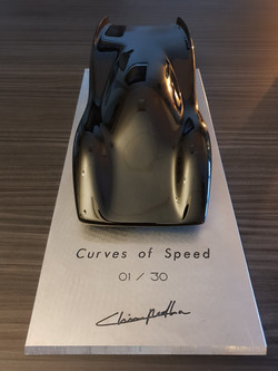 Curves of Speed - Redha CHIRON