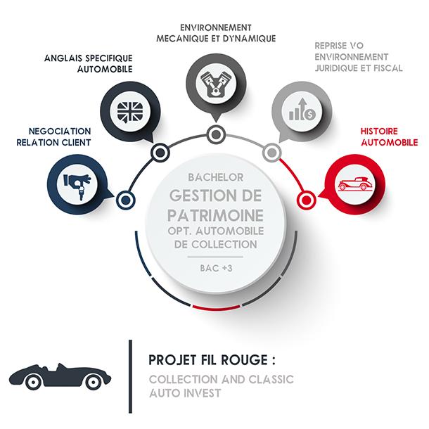 Formation vente automobile collection investissement patrimoine