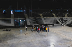 Workshop Logistique Grands Evènements : visite de l'Arena d'Aix en Provence