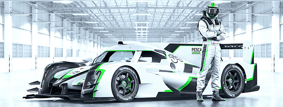 formation design automobile vente pescarolo sport