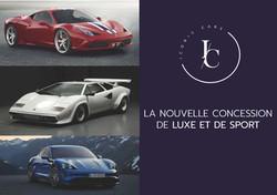 Dossier Stratégie Concession Luxe Sport