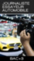 bac+3 journalisme automobile