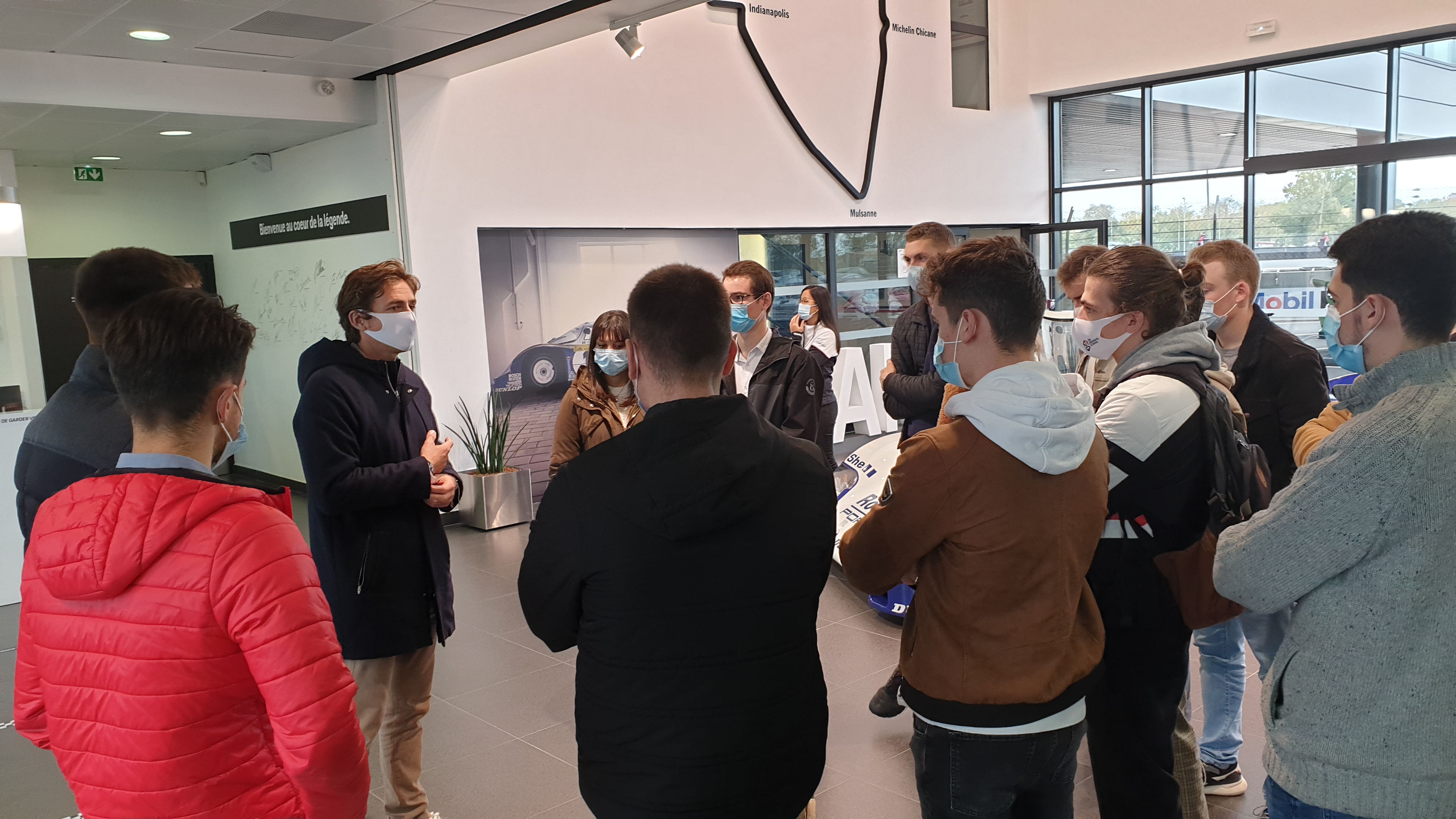Workshop Techniques Reportage encadré par Bruce Jouanny