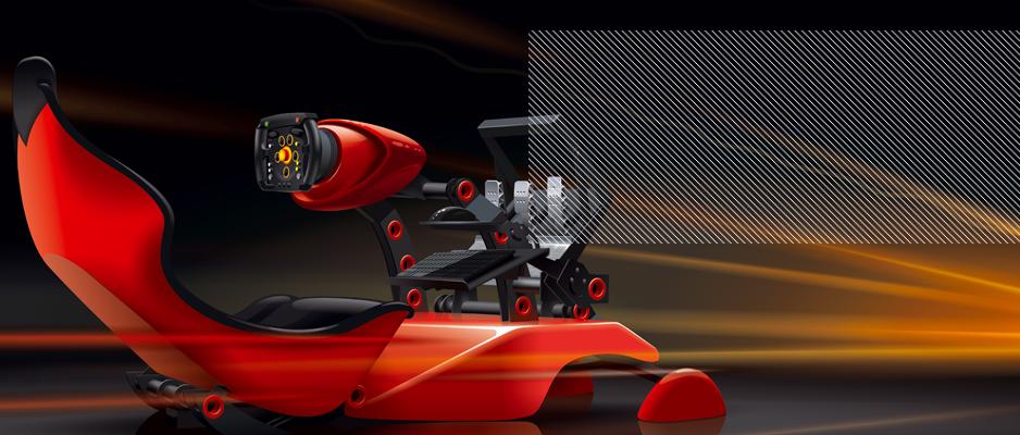 Contrairement à la plupart des autres e-sports, le sim racing fait travailler les mêmes muscles, les mêmes réflexes, exige les mêmes techniques et une stratégie de course soigneusement préparée…