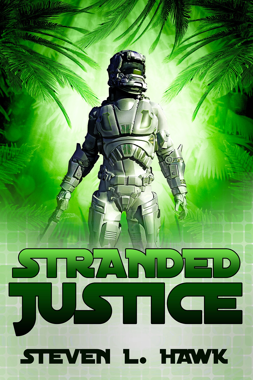 Stranded Justice Cover