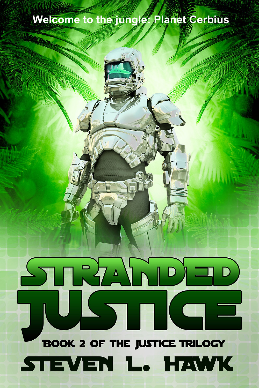 Stranded Justice Cover - New