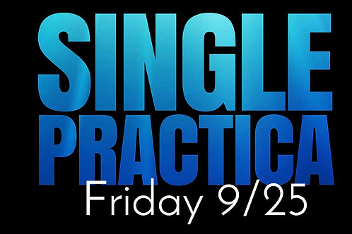 FRIDAY - Single Practica