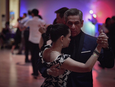 Tango for Health: Embrace Life - Dance Argentinean Tango